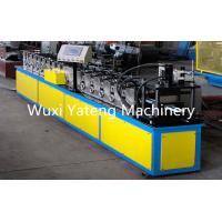 Quality Stud And Track Roll Forming Equipment / Roller Forming Machine 8 - 12 m/min for sale