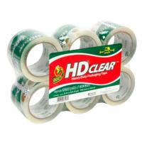 Wholesale Waterproof Clear Colored Tape , BOPP Box Sealing Tape Custom Logo from china suppliers