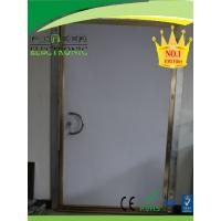 China Professional Manual MRI RF Shielded Doors for EMC chamber 80dB / 120dB on sale