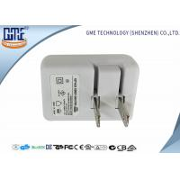 Wholesale Handy Foldable Universal USB Power Adapter 2 Prong For Mobile Phone from china suppliers