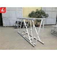 Wholesale Customized Shaped Folding Exhibit Truss Outdoor / Indoor Events Dj Truss Stand from china suppliers