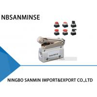 Wholesale NBSANMINSE MOV 1/8 G Thread Series Mechanical Valve Pneumatic Hand Control Air Valve from china suppliers