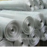 Wholesale Galvanized welded wire mesh has Electro galvanized welded wire mesh and hot dipped galvanized wire mesh from china suppliers