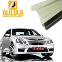Buy cheap UV 99% reduction plastic self-adhesive auto sputtering tint film in 1.52*30m from wholesalers