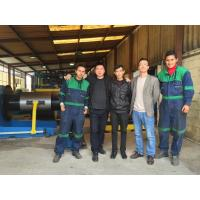Buy cheap Export To Ecuador 1600mm Transformer Manufacturing Machinery Corrugated Fin Forming Machine from wholesalers