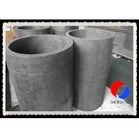 Wholesale Rigid Graphite Board Rayon Based , Graphite Cylinder For Vacuum Ingot Furnace from china suppliers
