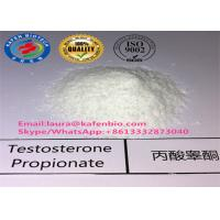 Wholesale Test Prop Muscle Building Steroids Hormone Powder Testosterone Propionate from china suppliers