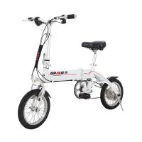 Wholesale Commuter Adult Electric Bike 5h Charging Time With One - Button Folding from china suppliers