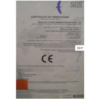 Huzhou GD flooring products CO.,LTD Certifications