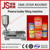 Wholesale Mayonnaise Peanut Butter Mixer Equipment , Chili Sauce Bottle Filling from china suppliers