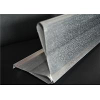 Wholesale Coated Suspended Aluminium Strip Ceiling 0.6 - 1.2mm Thickness For Hotel from china suppliers