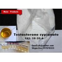 Quality Bodybuilding Testosterone Cypionate Raw steroids powder muscle grow for sale
