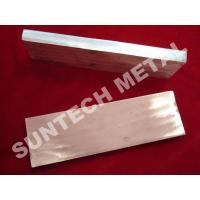 Wholesale Cu 1100 / A1050 Copper Clad Plate Applied for Transitional Joints from china suppliers