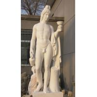 Wholesale Western man marble sculptures for garden and Home Decoration Sculpture from china suppliers