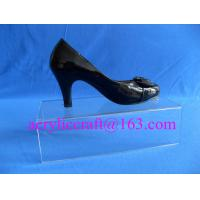 Wholesale China factory Custom clear acrylic shop display rack / acrylic shoes holder from china suppliers