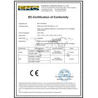 Yuwei Laser Technology Co., Ltd. Certifications