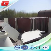 Wholesale Bolted Cement Silo 42cbm 50 Ton Steel Powder Silo Detachable Cement Silos from china suppliers