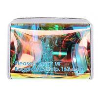 Buy cheap Environmental Material Customized EVA PVC CPE Frosted Slider Bag Zipper Bag, Slider Zipper Pouch from wholesalers