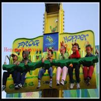 Wholesale export thrill rides sky drop frog jumping amusement rides manufacturer from china suppliers