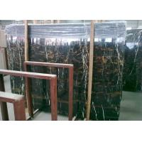 Wholesale Pre Cut Black Marble Vanity Countertops , Potoro Wall Mounted Marble Bar Counter from china suppliers