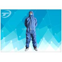 Wholesale Hospital Disposable Coverall Suit Medical Polypropylene Coveralls For Cleanroom from china suppliers