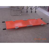 Buy cheap Safety Patient First Aid Patient Collapsible Aluminum Alloy Foldable Stretcher from wholesalers