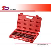 Wholesale Stainless Steel Industrial T25, T27, T30, T40 Screwdriver Bit Master Mechanic Tool Set from china suppliers