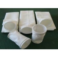 Quality High Temperature PTFE filter cloth bag needle filter fabric for gas filtration for sale