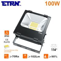 Wholesale ETRN Brand 2835 LED 100W LED Floodlights LED Outdoor Spotlights Cast light from china suppliers