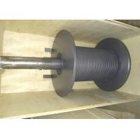 Quality Winch Drum and Mooring Winch Hydraulic Operation 100kn 200kn 300kn for sale