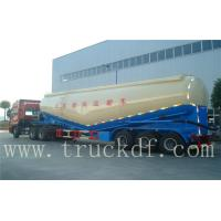 Wholesale 3 axles 60m3 powder material transport semitrailer for sale from china suppliers