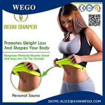 Women's Hot Shapers Shirt - Redu Shaper Belt Tecnomed Thermo Slimming