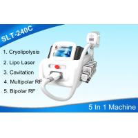 Wholesale Multifuction Cryotherapy Body Sculpting Machine , Cavitation Lipo Laser Slimming Device from china suppliers