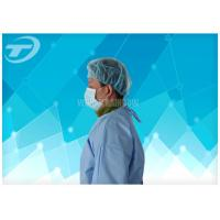 Wholesale Nonwoven Disposable Surgical Gowns / Surgical Scrub Suits CE And ISO from china suppliers