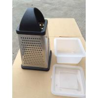 Wholesale 10 Inches Heavy Duty Boxed Grater With Storage Container And Lid Underneath from china suppliers