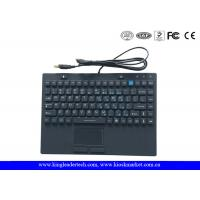 Wholesale FCC Waterproof Keyboard , Washable Industrial Computer Keyboard With Function Keys from china suppliers