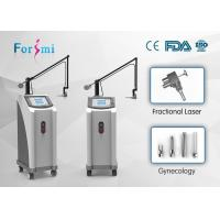 Buy cheap Professional new high engery co2 fractional laser recovery scar removal machine for clinic from wholesalers