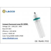 Wholesale 5U 105W T5 Low Energy Light Bulbs E27 / E40 Base High Bay Light from china suppliers