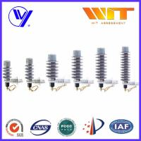 Wholesale ZnO MOA Composite Housing High Voltage Lightning Arrester In Outdoor Substation from china suppliers