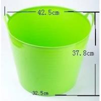 Wholesale folding plastic bucket from china suppliers