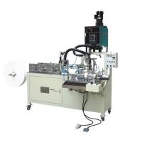 Buy cheap Automatic Coiling Machine Oil Filter Making Machine for Fuel Filter Element  , 10 - 40pcs / min from wholesalers