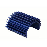 Wholesale Industrial LED Aluminium Heat Sink Profiles Colourful High Efficiency Enclosure from china suppliers