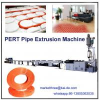 Wholesale PERT heating pipe production line Supplier 35m/min from china suppliers