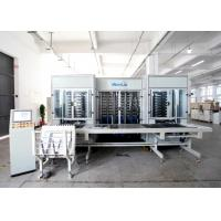 Wholesale Full Auto 600 * 750mm PLC Pvc Card Making Machine 4900mm (L) x 4200mm(W)x 3100mm(H) from china suppliers