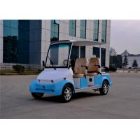 Wholesale Multi Color 4 Seater Electric Sightseeing Car For 4 Persons Pure Electric Power from china suppliers