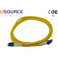 Wholesale Panduit F9E10-10M3Y OS1 Singlemode 9/125um Duplex Fiber Cords LC To LC Patchcord from china suppliers