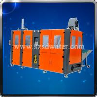 Buy cheap High production liner extrusion blow molding machine from wholesalers