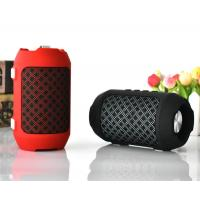 Wholesale 1200mah 8 hours playing time new bluetooth speaker for South America BS116 Great quality bass speaker from china suppliers
