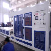 Wholesale Automatic PVC Pipe Belling Machine , PVC Pipe Fittings Manufacturing Machine from china suppliers