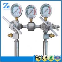 Wholesale QG-80A High pressure manifold gas pressure relief output device from china suppliers